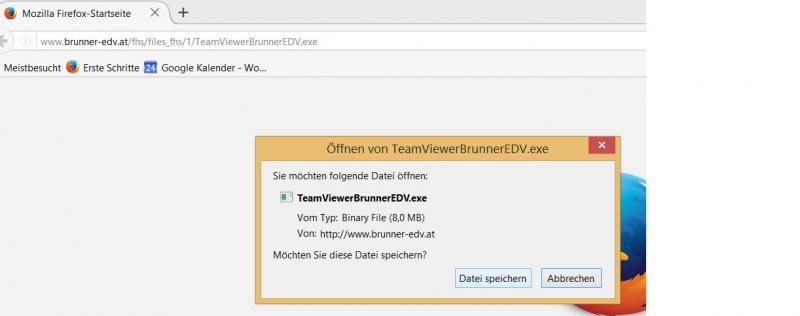 TeamViewer - Mozilla Firefox